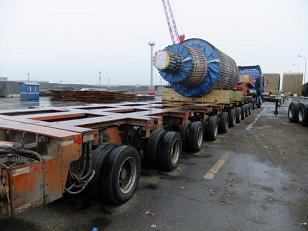 上海到新疆大件运输服务
