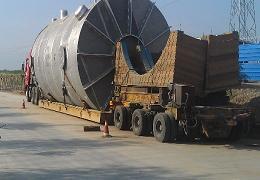 上海至新疆货运专线
